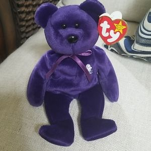 Princess Ty Beanie Baby Collector's Item